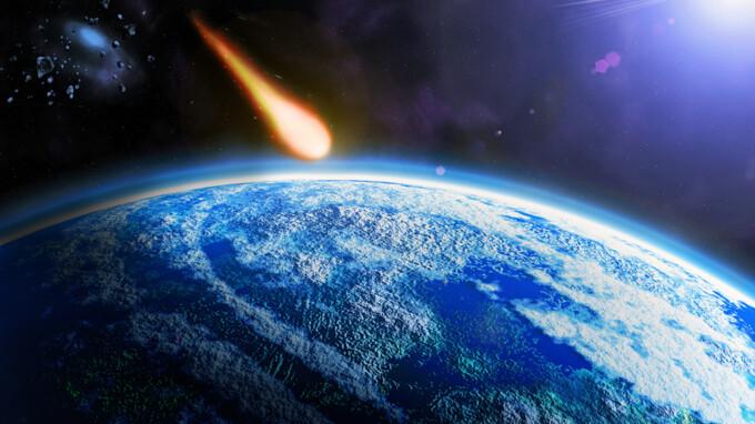 До Землі летить астероїд