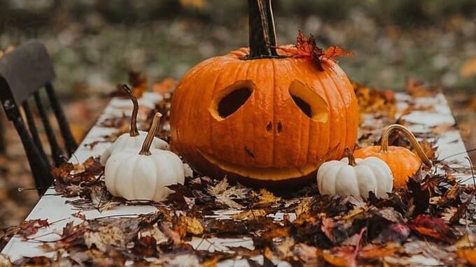 Страшные и вкусные блюда на Хэллоуин