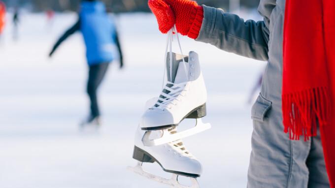 Де покататися на ковзанах