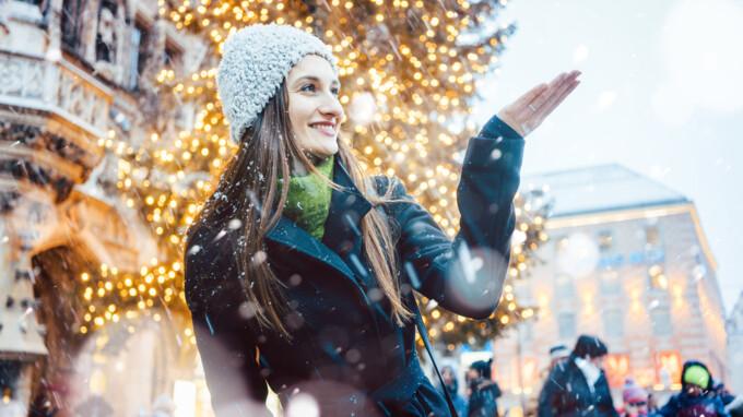 Вихідні на Різдво в Україні