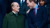 Принц Уильям рассказал о самочувствии госпитализированного супруга Елизаветы II
